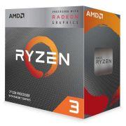 Processador Ryzen 3 3200G 3.6 GHz (4 GHz Freq. Máx.) AM4 AMD