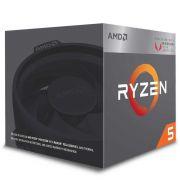 Processador Ryzen 5 2400G 3.6GHz (3.9GHzFrequência Máxima) AM4 YD2400C5FBBOX AMD