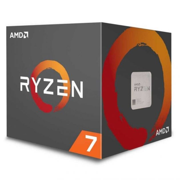 Processador Ryzen 7 1700 Octa Core 3.0GHz AM4 YD1700BBAEBOX AMD