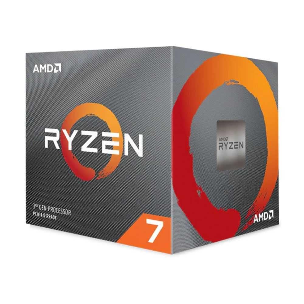 Processador Ryzen 7 3800X 3.9 GHz (4.5 GHz Frequência Máxima) AM4 100-100000025BOX AMD