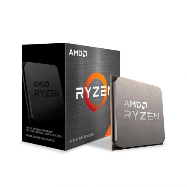 Processador Ryzen 7 5800X 3.8Ghz / 4.7Ghz Turbo 8/16 DDR4 AM4 100-100000063WOF AMD