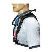Protetor De Pescoço Neck-Brace Azul TEXX