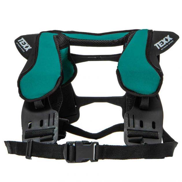 Protetor De Pescoço Neck-Brace Verde TEXX