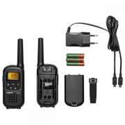 Radio Comunicador 26 Canais Alcance Urbano de 1 Km RC 4002 INTELBRAS