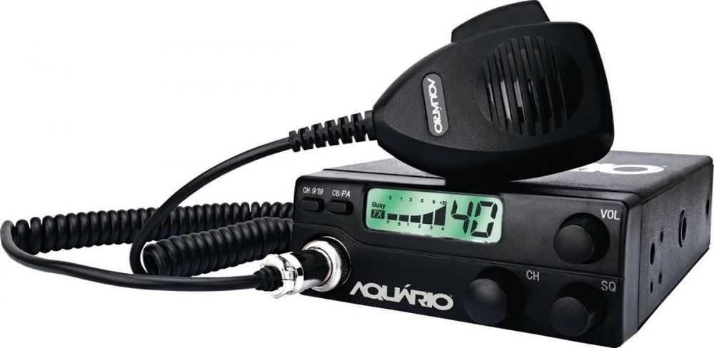 Rádio PX 40 Canais AM RP-40 AQUARIO
