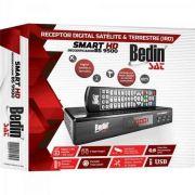 Receptor Anadigi, HD Satélite e Conversor Integrado BS9500 PT BEDINSAT