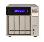 Servidor Nas (AMD 3.4 Ghz, 4Gb DDR4 RAM) TVS-473E-4G-US QNAP
