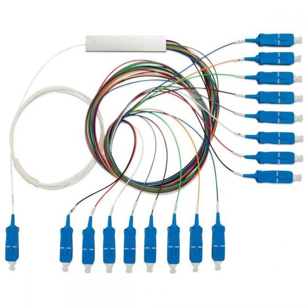 Splitter Óptico Balanceado 1X16 SC/UPC XFS 1161 INTELBRAS