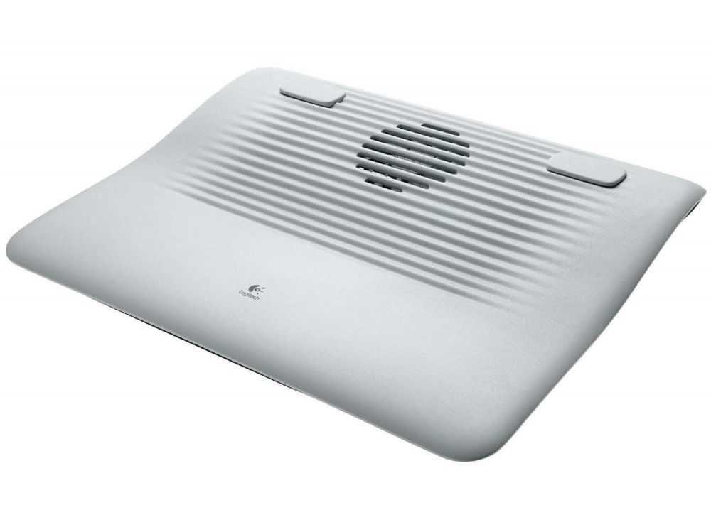 Base para Notebook Com Cooler N120 939-000343 LOGITECH