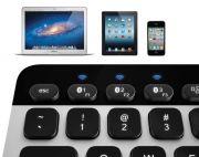 Teclado K811 920-004161 Bluetooh Easy Switch LOGITECH