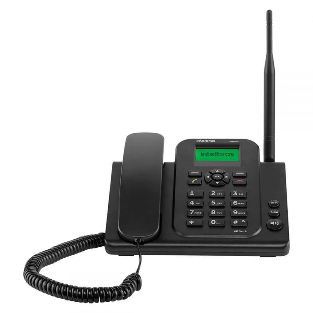Telefone Celular Fixo 4G Wi-Fi - CFW 9041 INTELBRAS