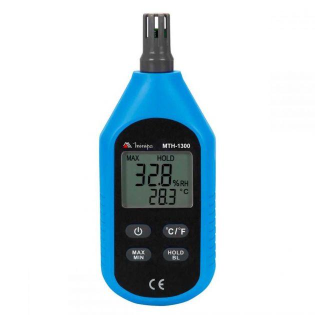 Termo-higrômetro Mini Mth-1300 Linha Econômica MINIPA