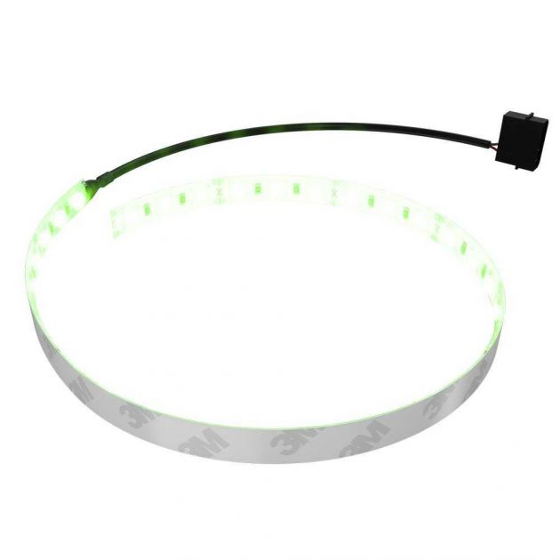 Tira de Led Para PC 50cm verde Ultrapotente RM-TL-02-GL Rise Mode