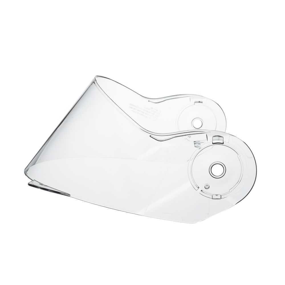 Viseira Capacete Cristal Modelo Anti-Embaçante Blitz TEXX