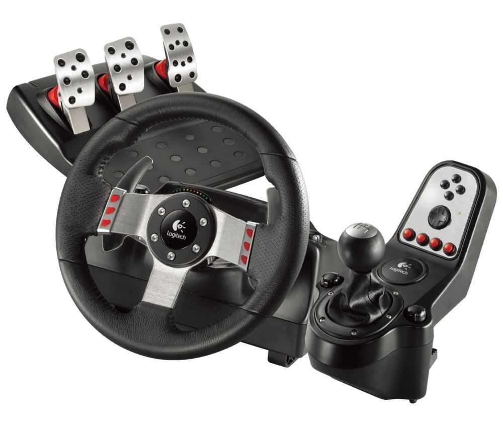 Volante G27 Racing Wheel 941-000089 LOGITECH