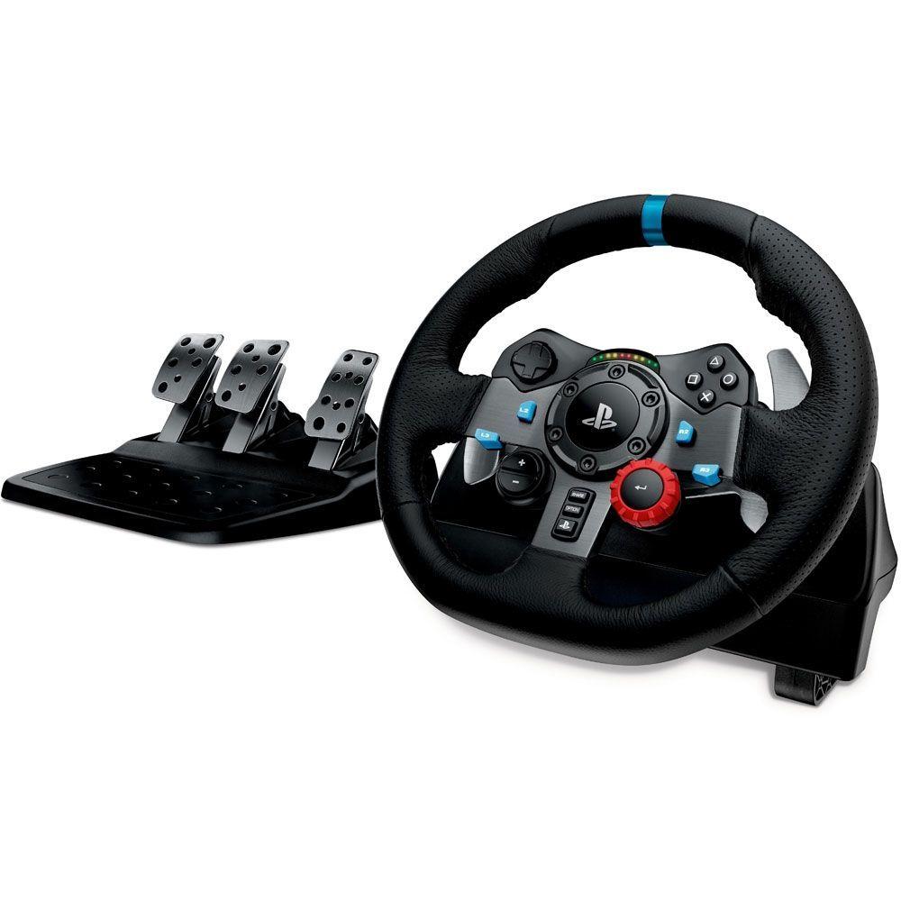 Volante G29 Driving Force para PS3, PS4 e PC 941-000111 LOGITECH