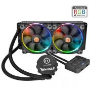 Water Cooler 3.0 Riing RGB 280 CL-W138-PL14SW-A Thermaltake