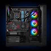 Water Cooler Water 3.0 360mm ARGB Sync CL-W234-PL12SW-A THERMALTAKE